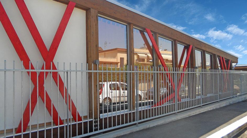 Case Rosse - Roma   ARKem Architettura & Urbanistica