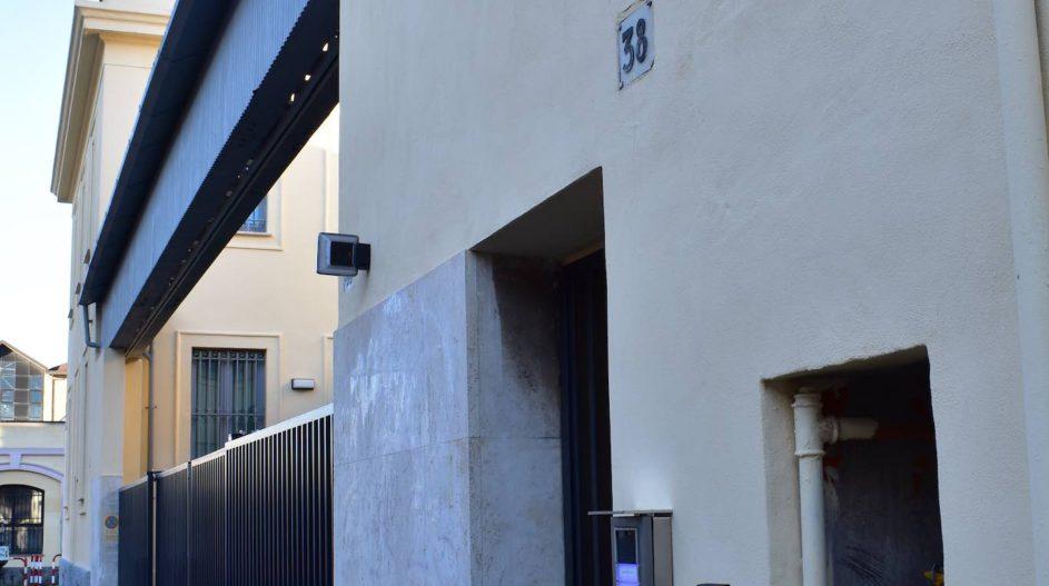 Via dei Magazzini Generali | ARKem Architettura & Urbanistica