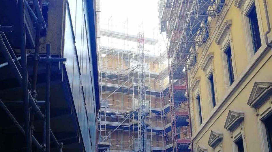 Via Veneto BNL   ARKem Architettura e Urbanistica